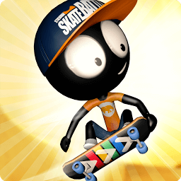 Иконка Stickman Skate Battle