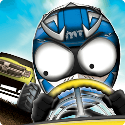 Иконка Stickman Downhill Monstertruck