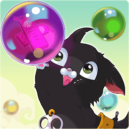 Icon Bubble Shooter Pop