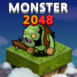 Icon Monster 2048