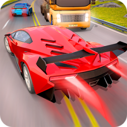 Icon Traffic Racing - Highway Racer
