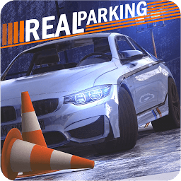 Icon Real Car Parking : Driving Street 3D