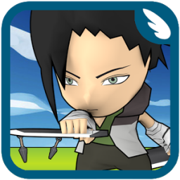 Иконка Great Ninja Clash 2