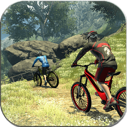 Иконка Down Hill Bike Simulator