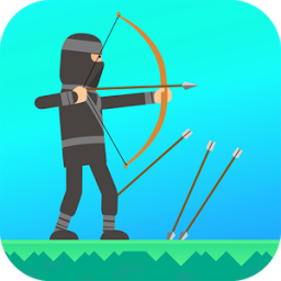 Icon Funny Archers - 2 Player Games