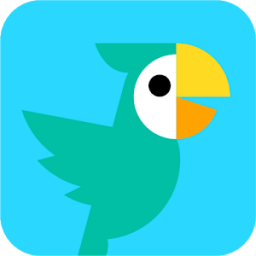 Иконка Parrot: Voice Messaging and Texting