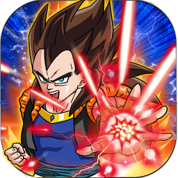 Icon Dragon Z Saiyan Super Battle