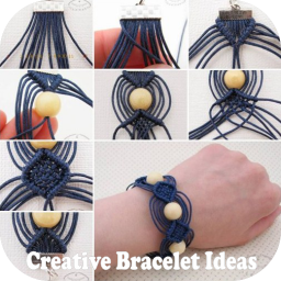 Иконка Creative Bracelet Ideas