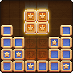 Icon Block Puzzle: Star Finder