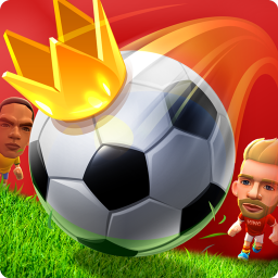 Icon World Soccer King - Multiplayer Football