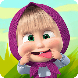 Icon Masha and the Bear Child Games