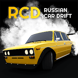 Иконка Lada Russian Car Drifting
