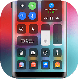 Icon Control Center OS 12 - Phone X