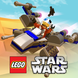 Icon LEGO Star Wars Microfighters