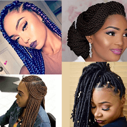 Icon BRAID HAIRSTYLES 2018