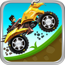 Icon Up Hill Racing: Hill Climb