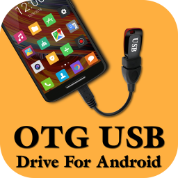 Иконка OTG USB Driver For Android