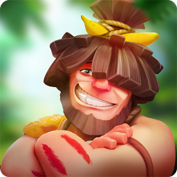 Icon Fruit Target: Survival Clash of Tribes for Fruit