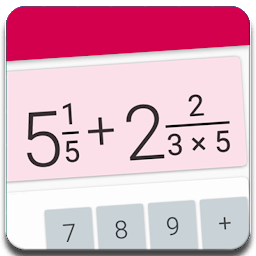 Icon Fractions - calculate and compare