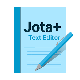Icon Jota Text Editor