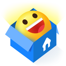 Иконка Emoji Launcher - Stickers & Themes