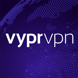 Иконка VPN - Fast, Secure & Unlimited WiFi with VyprVPN