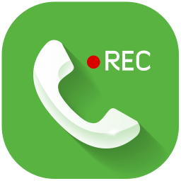 Icon Call Recorder Automatic, Call Recording 2 Ways