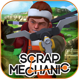 Icon Scrap Mechanic Game
