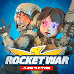 Icon Mad Rocket: Fog of War - New BOOM Strategy!