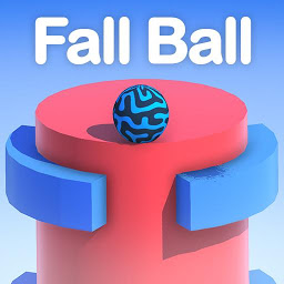 Icon Fall Ball: Addictive Falling