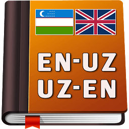 Icon English - Uzbek Dictionary