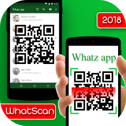 Иконка Whatscan for web 2018 – WhatsCode QR Reader