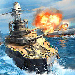 Иконка Warships Universe: Naval Battle
