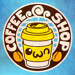 Icon Own Coffee Shop: Idle Game