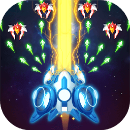 Icon Air Strike - Galaxy Shooter
