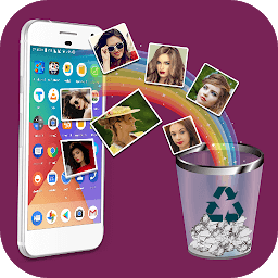 Icon Recover Deleted All Photos, Files And Contacts