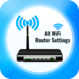 Icon All WiFi Router Settings