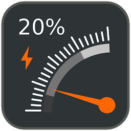 Icon Gauge Battery Widget 2017