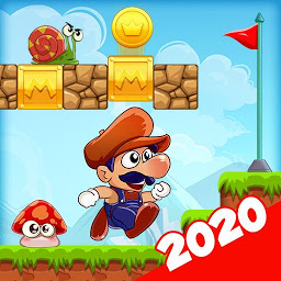 Иконка Super Bino Go - New Games 2019
