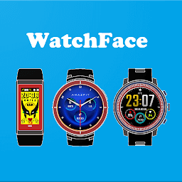 Иконка Watchface for Amazfit (Cor, Verge, Stratos, Pace)
