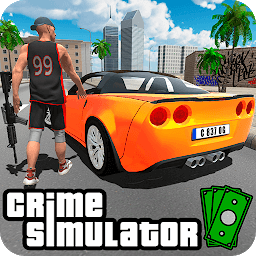 Icon Real Gangster Crime Simulator 3D