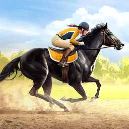 Icon Rival Stars Horse Racing